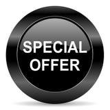 Specjalnej oferty ikona Zdjęcia Royalty Free