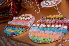Specjalni cukierki dla henny świętowania obrazy stock