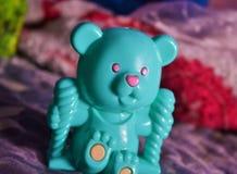 specjalny błękita niedźwiedź Zdjęcia Stock