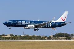 Specjalny koloru plan TUI 737 Obraz Stock