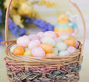 Speckled Easter Candy Stock Image