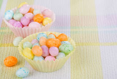 Speckled Easter Candy Royalty Free Stock Photos