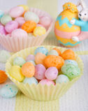 Speckled Easter Jelly Beans Stock Image