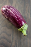 Speckled eggplant Stock Images