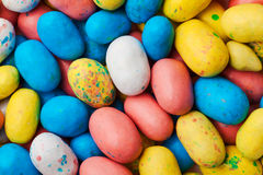 Speckled eggs Royalty Free Stock Photo