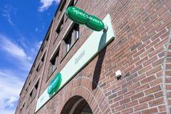 Specsavers branch in Trondheim, Norway Stock Photos
