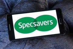Specsavers företagslogo Royaltyfria Foton
