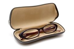 Spectacle Case Stock Images