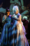 Spectacle comportant Filharmonia Futura et M Walewska - l'opéra est la vie, Images stock
