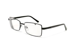 Spectacles. Isolated on a white Royalty Free Stock Images