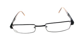 Spectacles glasses clever. Glasses or spectacles isolated. Illustrates being clever, finding solution to problem, academic, reading or analyze or not being royalty free stock photography