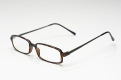 Spectacles On White Background Royalty Free Stock Photography