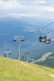 Spectaculair hoogste panorama van de Pyreneeën Royalty-vrije Stock Foto's