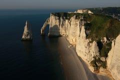 Spectaculaire kustlijn Stock Fotografie