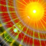spectacular космоса Стоковая Фотография RF