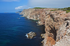 Spectacular Cape St. George, Newfoundland Stock Images