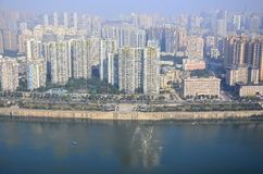 The Spectacular Chongqing at Eling Park Stock Images