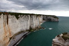 Spectacular cliffs Stock Photos