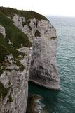 Spectacular cliffs Stock Photography