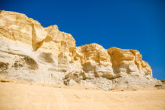 Spectacular cliffs Royalty Free Stock Images