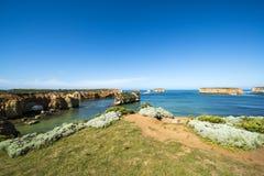 Spectacular Coast, Australia Stock Image