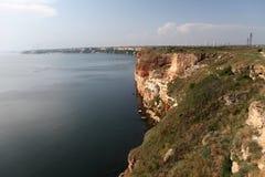 Spectacular coastline Stock Photo