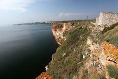 Spectacular coastline Royalty Free Stock Photo