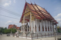 Spectacular Hat Yai Nai Temple Royalty Free Stock Photos