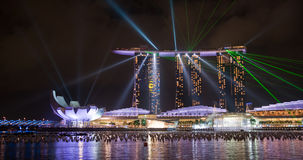 Spectacular Leuchte-arbeitet Stockfotos