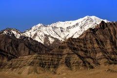 Spectacular mountain scenery Himalaya Range Stock Photography