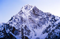 Himalaya Mountains Royalty Free Stock Photography