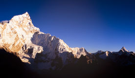 Himalaya Mountains Royalty Free Stock Image