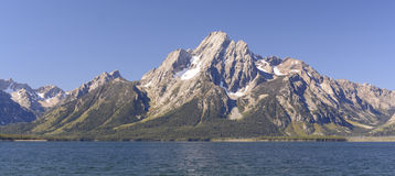 Spectacular Peak on a Clear Day Royalty Free Stock Photography