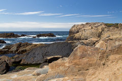 Point Lobos State Natural Reserve Stock Photos