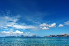 Spectacular seascape on Kos island Royalty Free Stock Photos