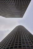 Spectacular skyscrapers Stock Photos
