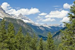 Canadian Rockies, Canada Royalty Free Stock Photo