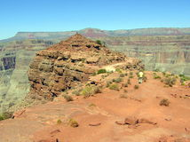 A spectacular view of the Grand Canyon, Arizona stock photography