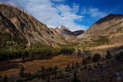 Spectacular views of the Yosemite National Park. In autumn, California, USA Stock Image