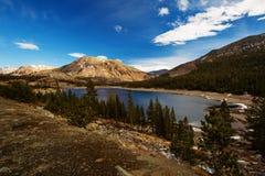 Spectacular views of the Yosemite National Park. In autumn, California, USA Stock Photos