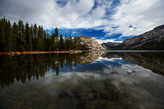 Spectacular views of the Yosemite National Park. In autumn, California, USA Stock Photo