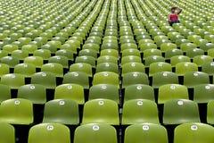 Spectator Stock Photo