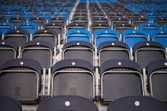 Spectators seat Royalty Free Stock Image