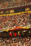 Spectators Royalty Free Stock Photo