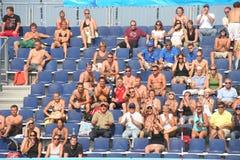Spectators Applauding Royalty Free Stock Photos