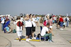 Spectators Stock Image
