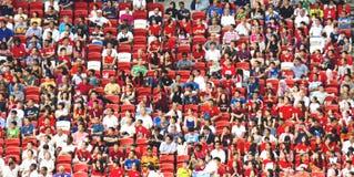 Spectators Royalty Free Stock Image