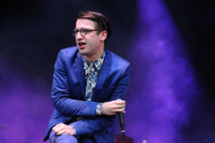 Spector band performs at FIB Stock Image