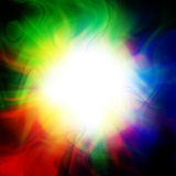 Spectral color Royalty Free Stock Photos