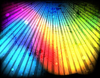 Spectral rays Stock Images